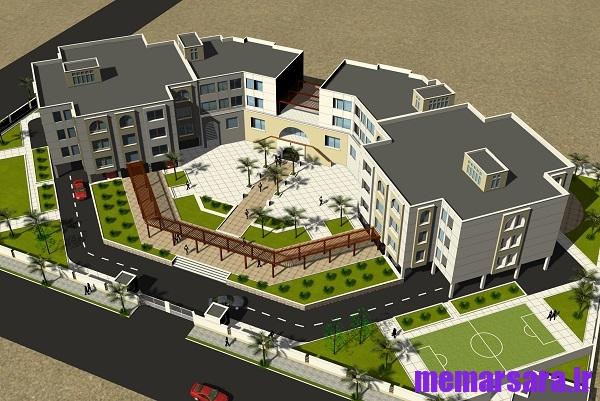 دانلود تحقیق مطالعات مجتمع مسکونی (طرح 5)