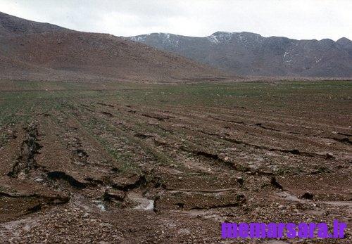 دانلود مقاله فرسایش خاک توسط باد