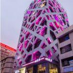 معماری ساختمان اداری الوند