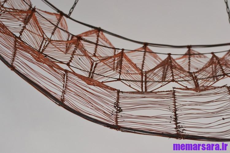 معماری معاصر شبیه سازه های چادری