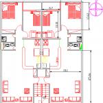 پروژه محاسبات بارهای سرمایشی و گرمایشی ساختمان