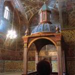 معماری کلیسای وانک اصفهان