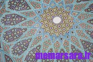 کاشی کاری در معماری ایرانی