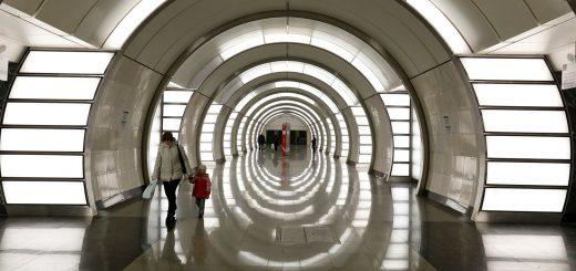 زیباترین متروی جهان در مسکو ! 015