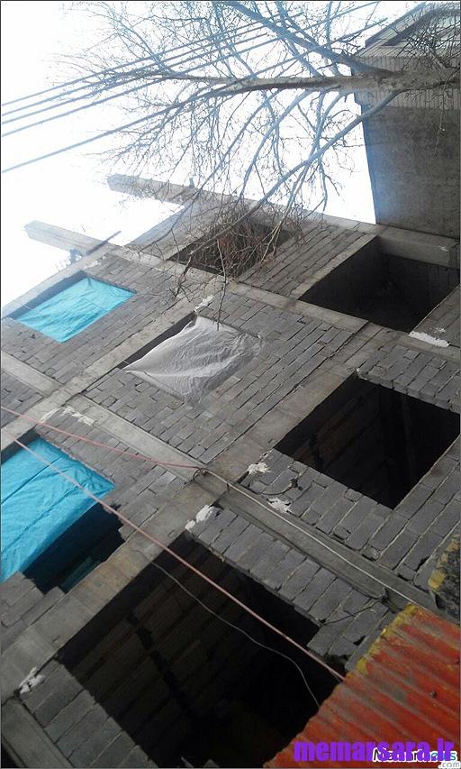 احداث چهار طبقه روی همکف در لواسان!  7