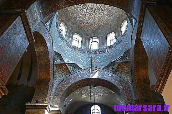 دانلود پاورپوینت گنبد در معماری اسلامی