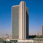 دانلود پاورپوینت برج بین الملل تهران + فایل سه بعدی