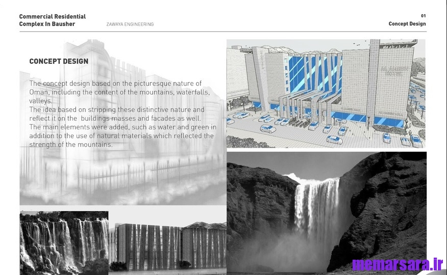 کانسپت پروژه ال امین