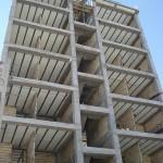 دانلود گزارش کارآموزی عمران ساختمان بتنی