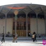 پروژه تحلیل تئاتر شهر تهران ( تحلیل فضاهای شهری )