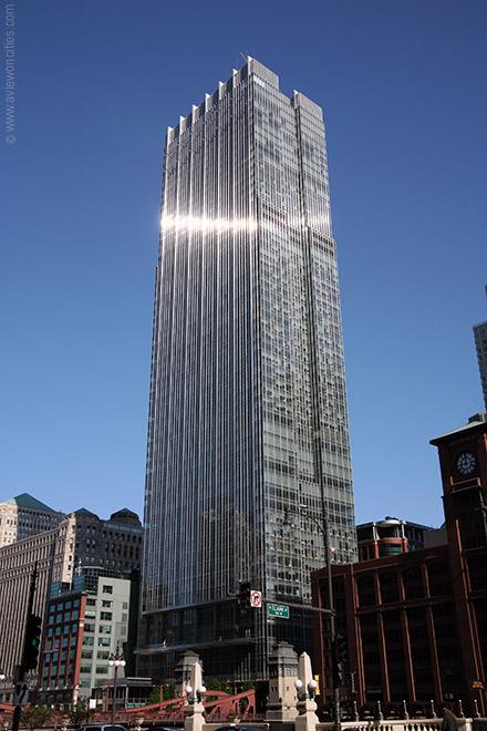 برج ها و آسمان خراش های شیکاگو - آمریکا