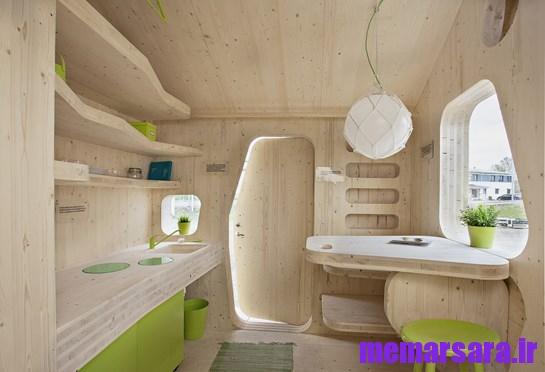 خانه دانشجویی Studentboende در شهر Smaland سوئد