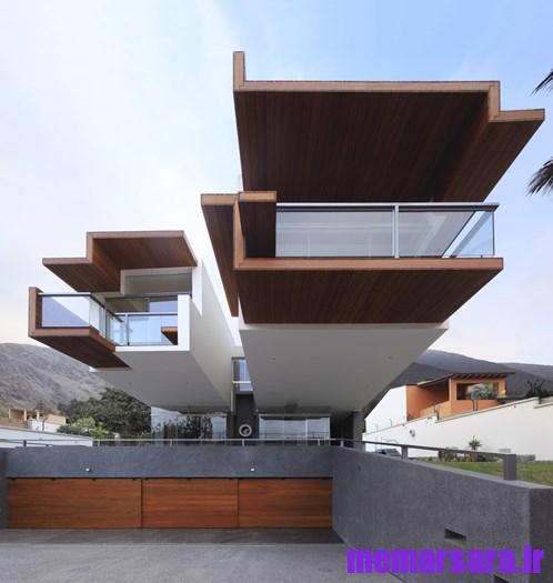 خانه جاودانه در شهر لیما در کشور پرو