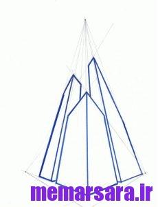 نمونه تصاویر پرسپکتیو سه نقطه ای 11