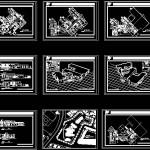 پروژه بیمارستان 60 تختخوابی (طرح 4 معماری)