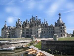 کاخ Chateau de Chambord