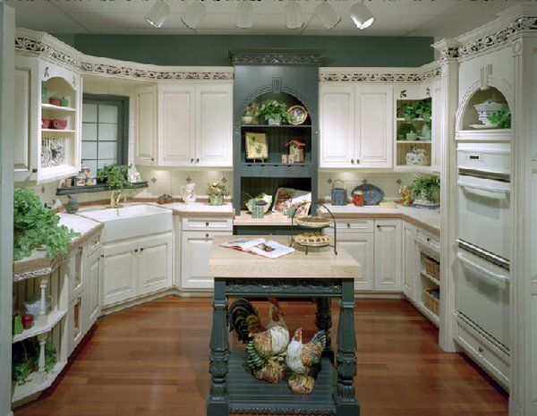 آشپزخانه کلاسیک