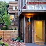 خانه چوبی 25