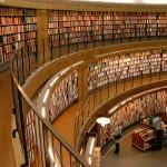 دانلود پروژه طراحی کتابخانه عمومی