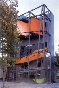 ساختمان موزیک ویدئو پاویلن