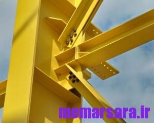 دانلود پاورپوینت سازه های فولادی