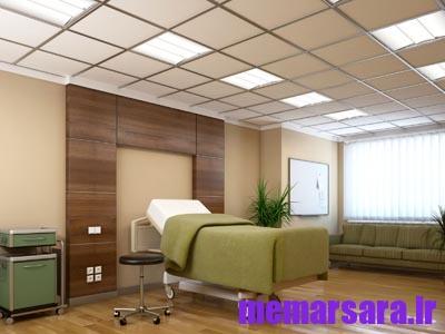 تری دی داخلی بیمارستان