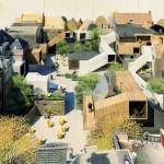 بهره گیری از محیط زیست شهری در معماری