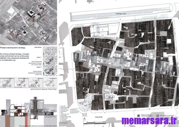 مسابقه معماری در توکیو