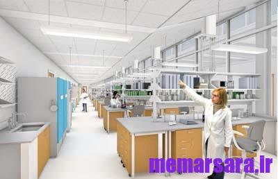 3d داخلی بیمارستان