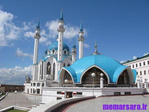 دانلود پاورپوینت مسجد و معماری اسلامی