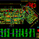 دانلود نقشه های فاز 2 بیمارستان (اجرایی)