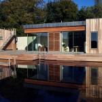 خانه جنگلی طراحی شده توسط استودیو PAD 2