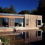 خانه جنگلی طراحی شده توسط استودیو PAD 3