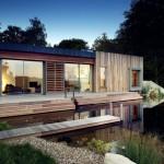 خانه جنگلی طراحی شده توسط استودیو PAD 4