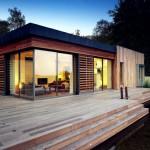 خانه جنگلی طراحی شده توسط استودیو PAD
