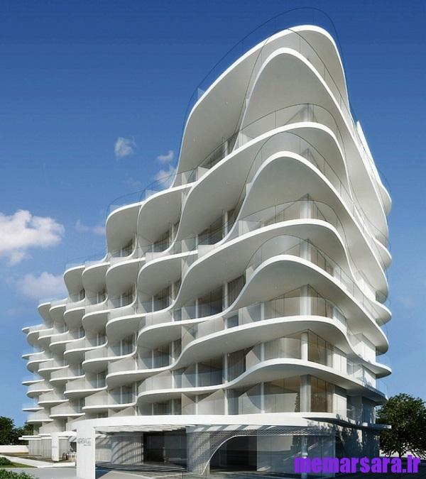 طراحی هتل ها و روند توسعه آن