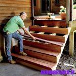 نحوه ساخت پله