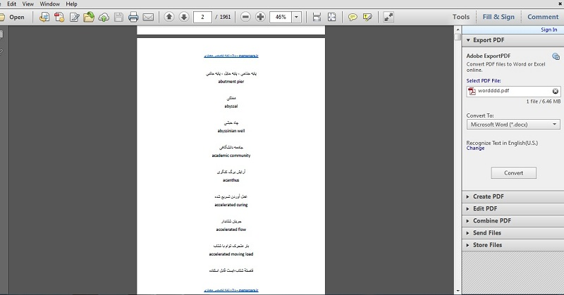 دانلود کتاب دیکشنری معماری ، عمران ، ساختمان ، شهرسازی - 002