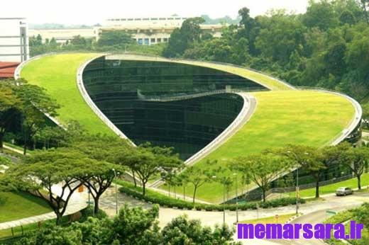 دانلود پاورپوینت معماری سبز و پایدار