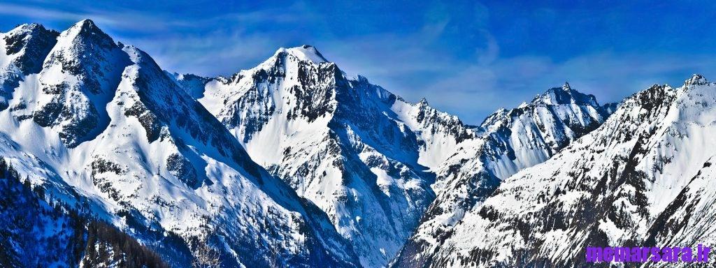 دانلود پاورپوینت اقلیم سرد و کوهستانی