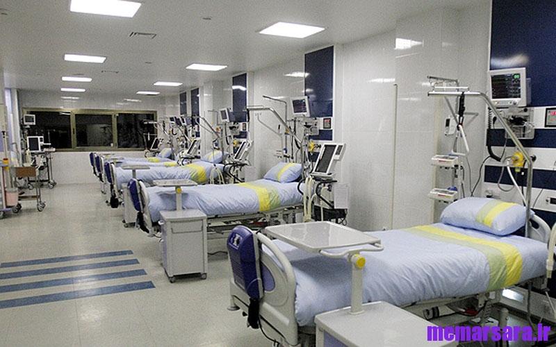 دانلود پاورپوینت برنامه فیزیکی بیمارستان در مهرشهر کرج