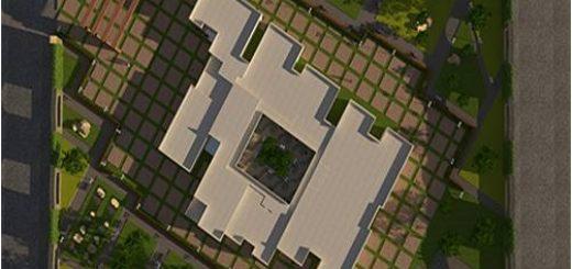دانلود نقشه خانه سالمندان 1
