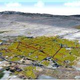 پاورپوینت تحلیل فضای شهری شهرستان سبزوار
