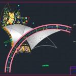دانلود نقشه های موزه موسیقی ملل