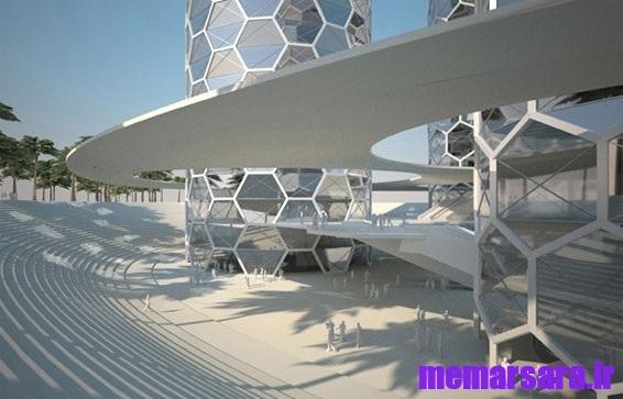 دانلود پاورپوینت نانو فناوری در معماری